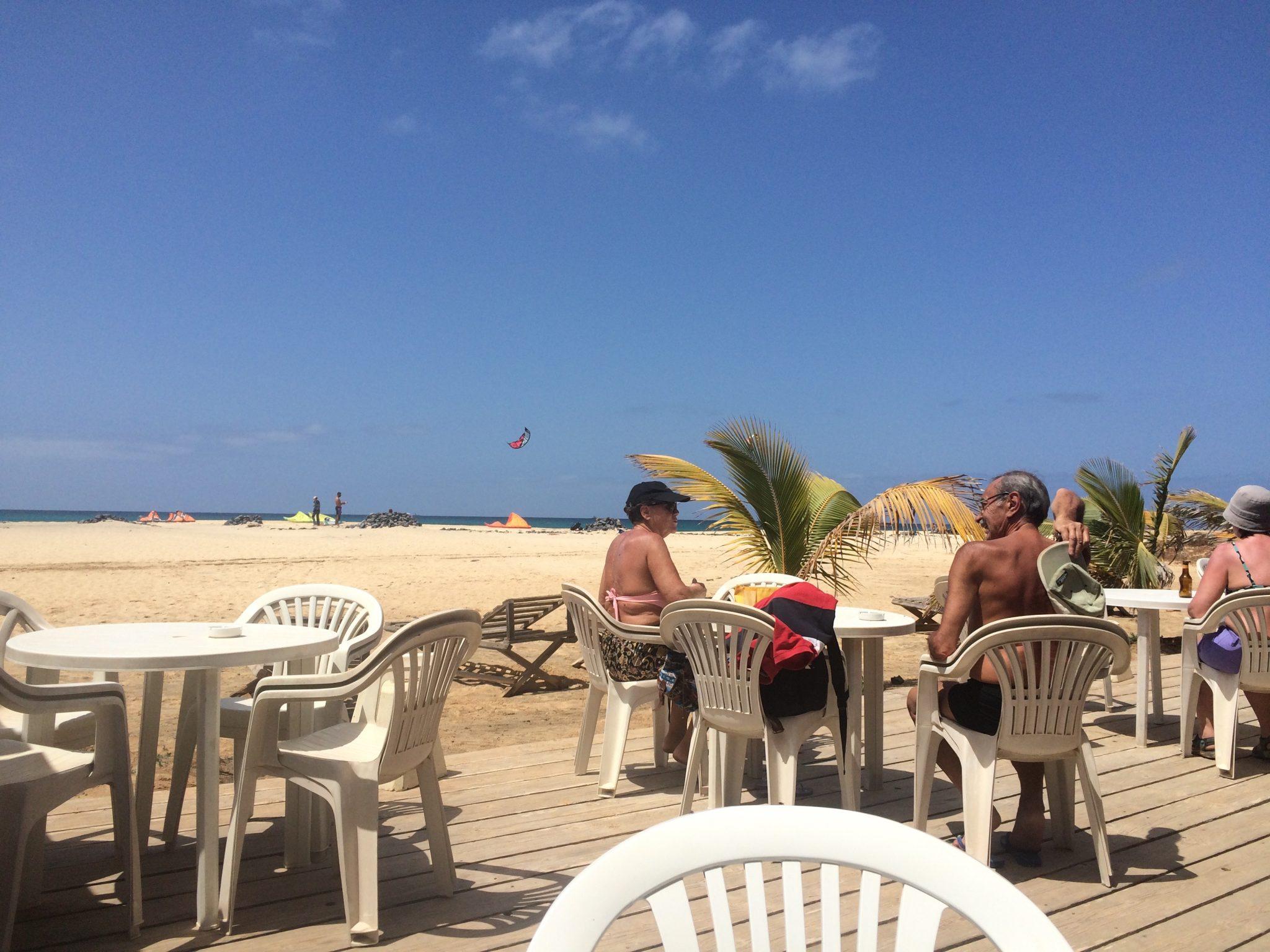 Santa Maria Beach, Sal Island, Cape Verde