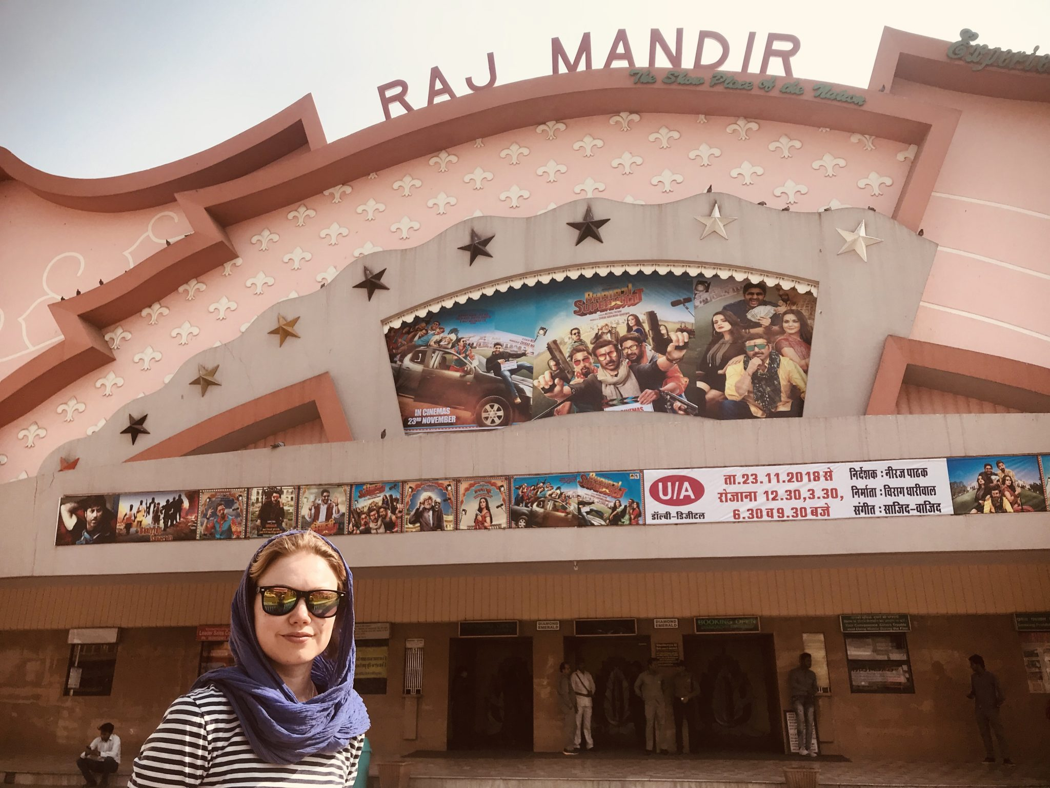 The Raj Mandir Cinema, Jaipur