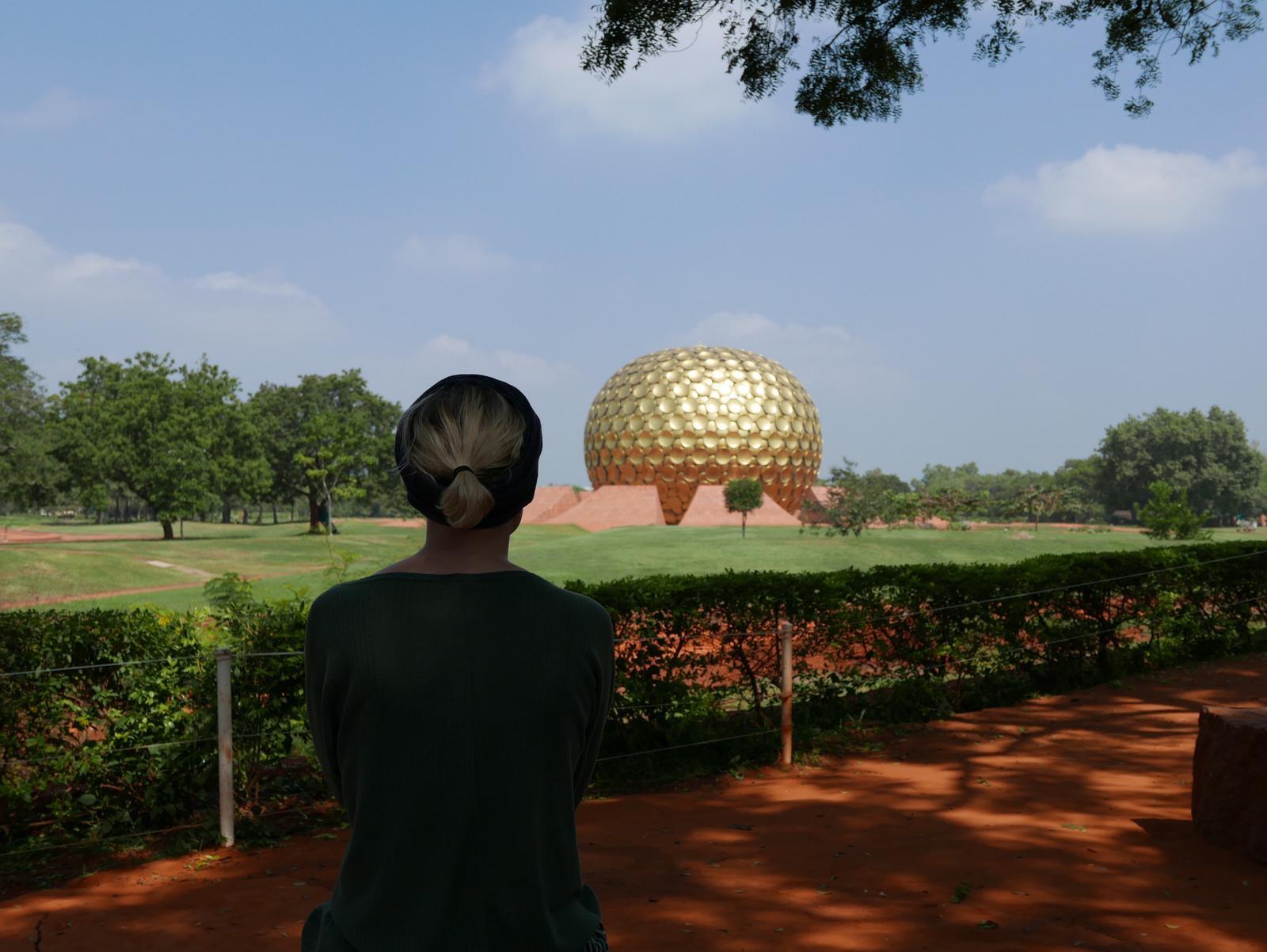 Auroville dome
