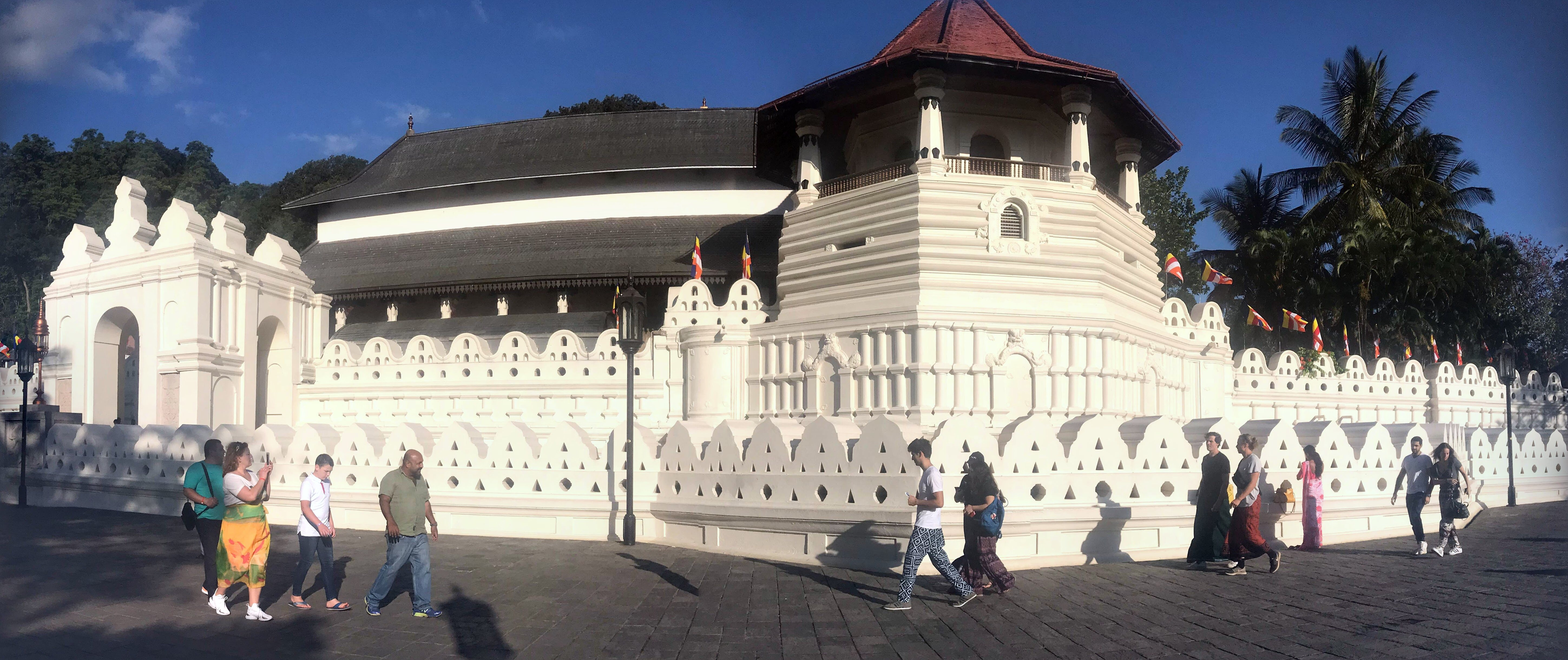 Temple of the Sacred Tooth Relic, Kandy