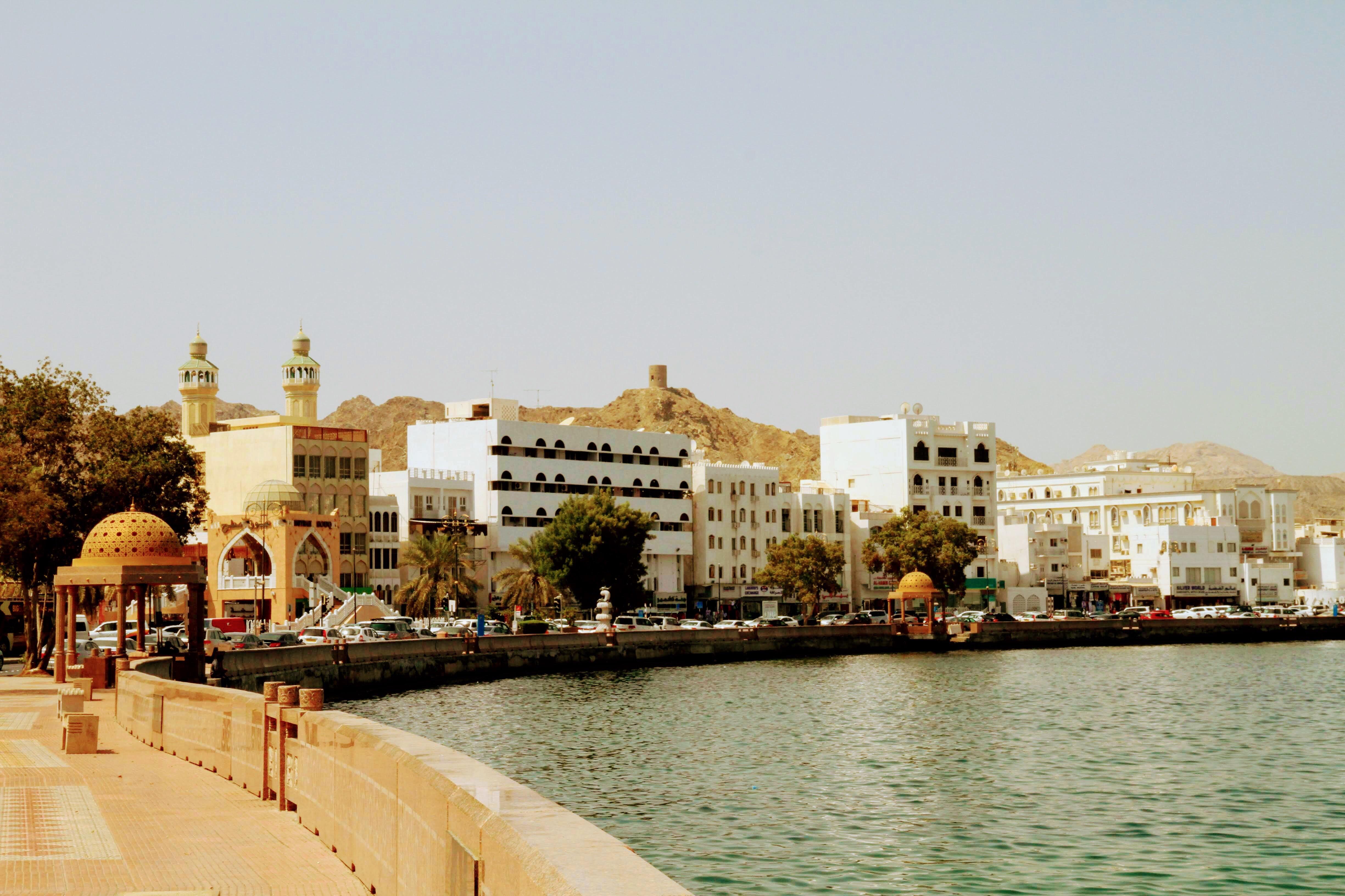 Port of Muttrah, Muscat, Oman
