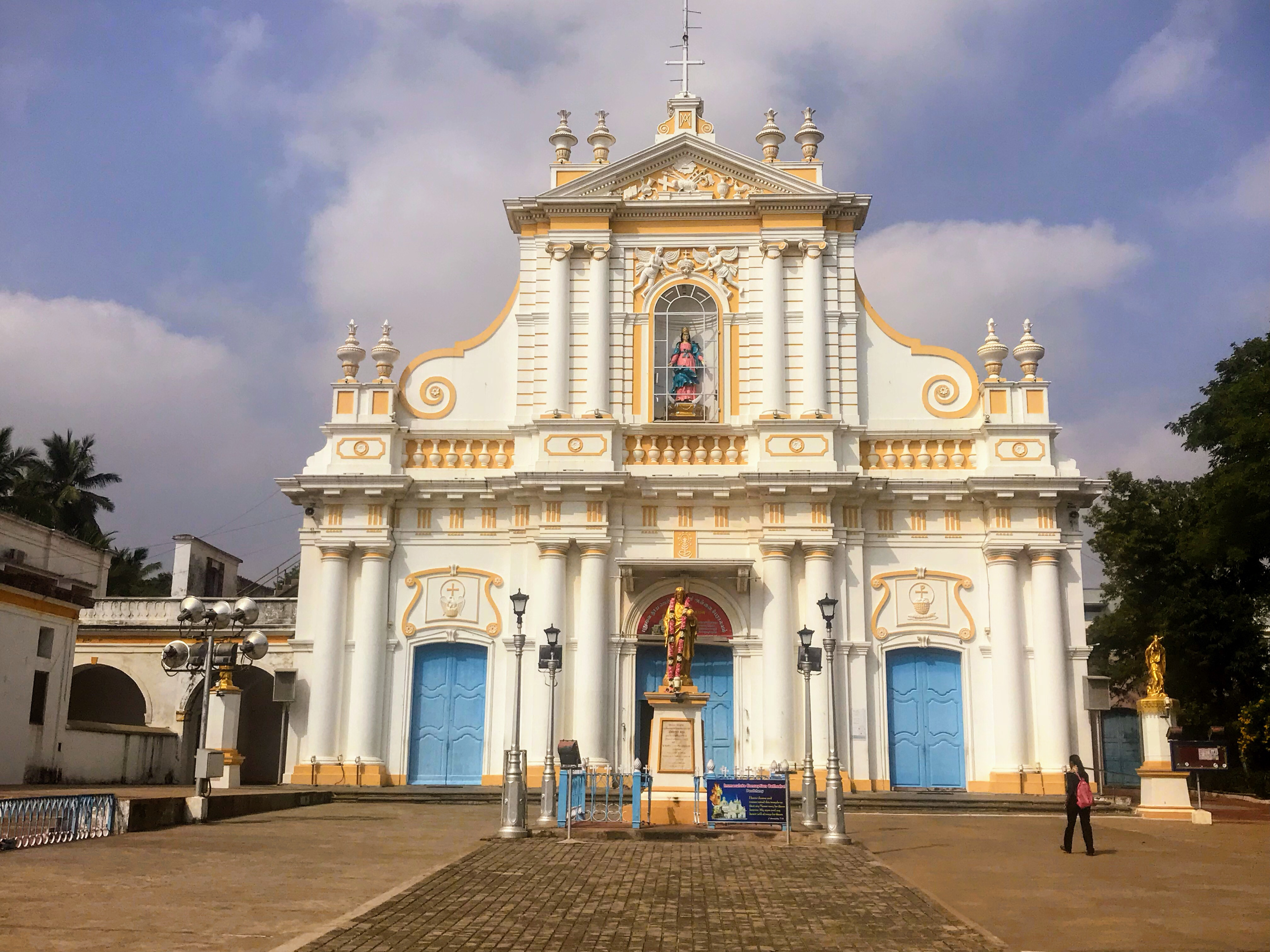 Our Lady of Immaculate Conception Cathedral