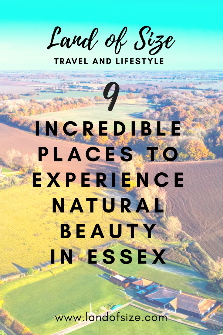 9 incredible places to experience natural beauty in Essex