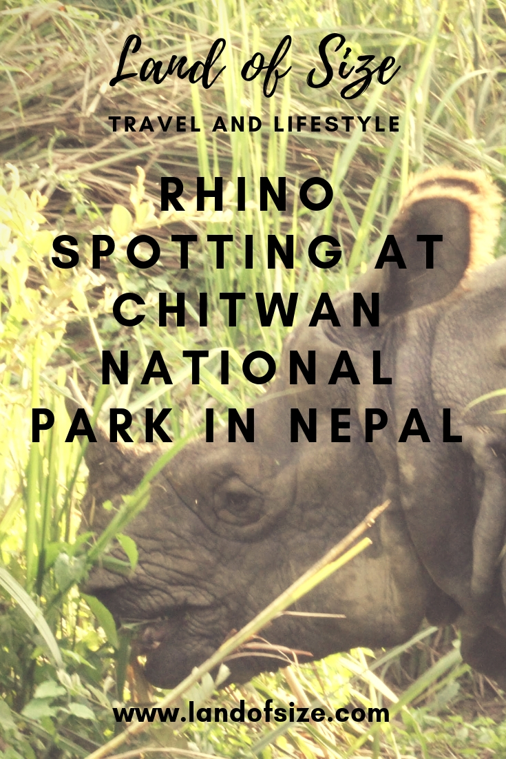 Going on a jeep safari in Nepal's Chitwan National Park