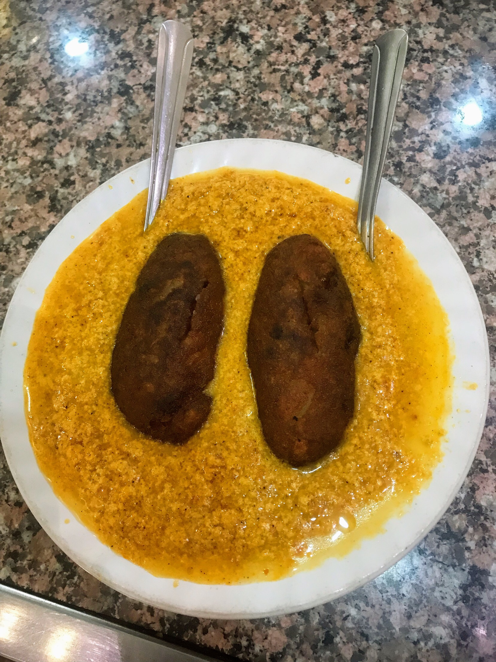 Malai Kofta, Joney's Place, Taj Mahal