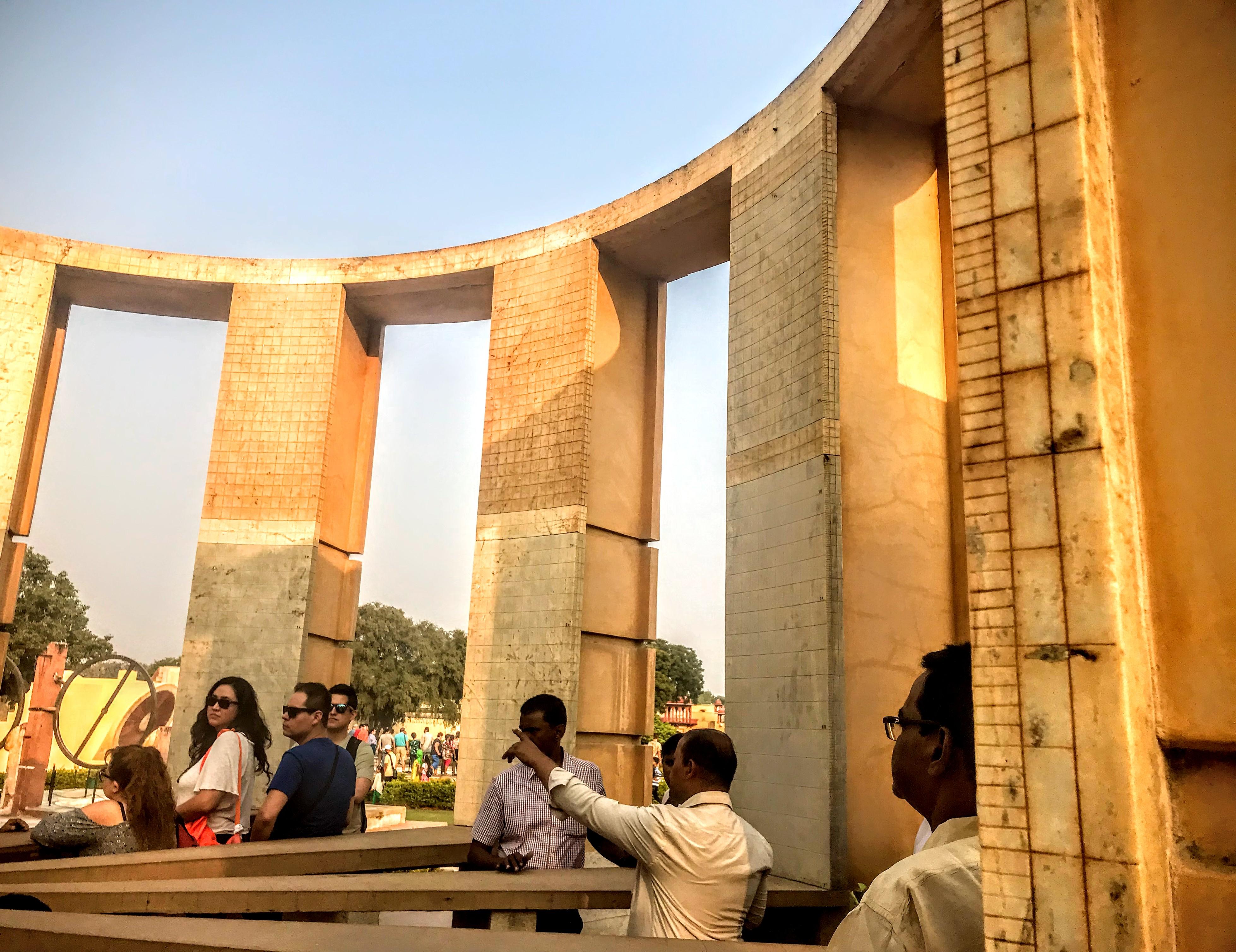 Rama Yantra, Jantar Mantar, Jaipur