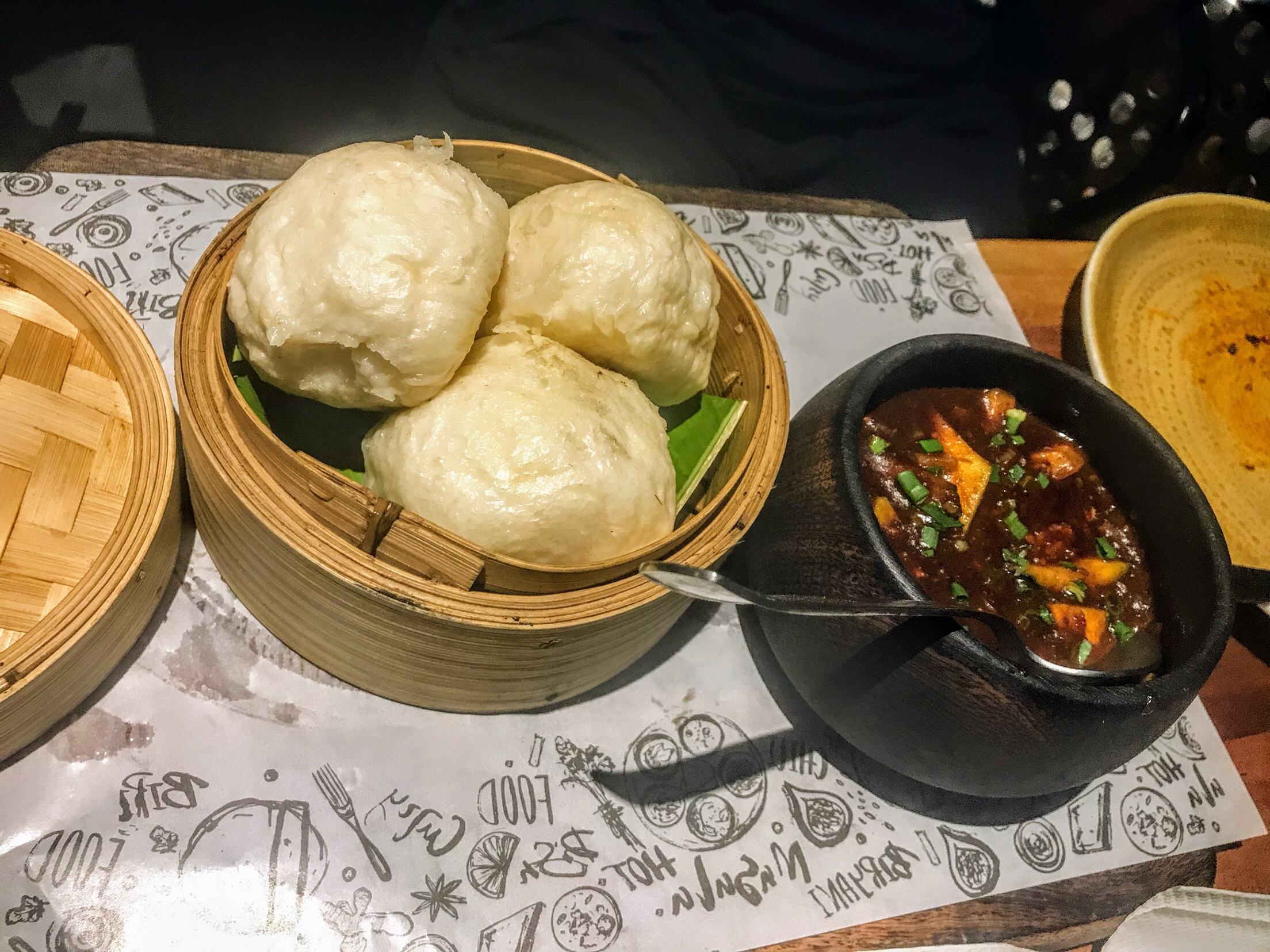 Bao buns in Bangalore
