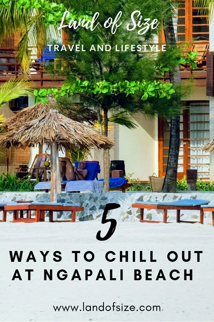 5 relaxed things to do at Ngapali Beach in Myanmar