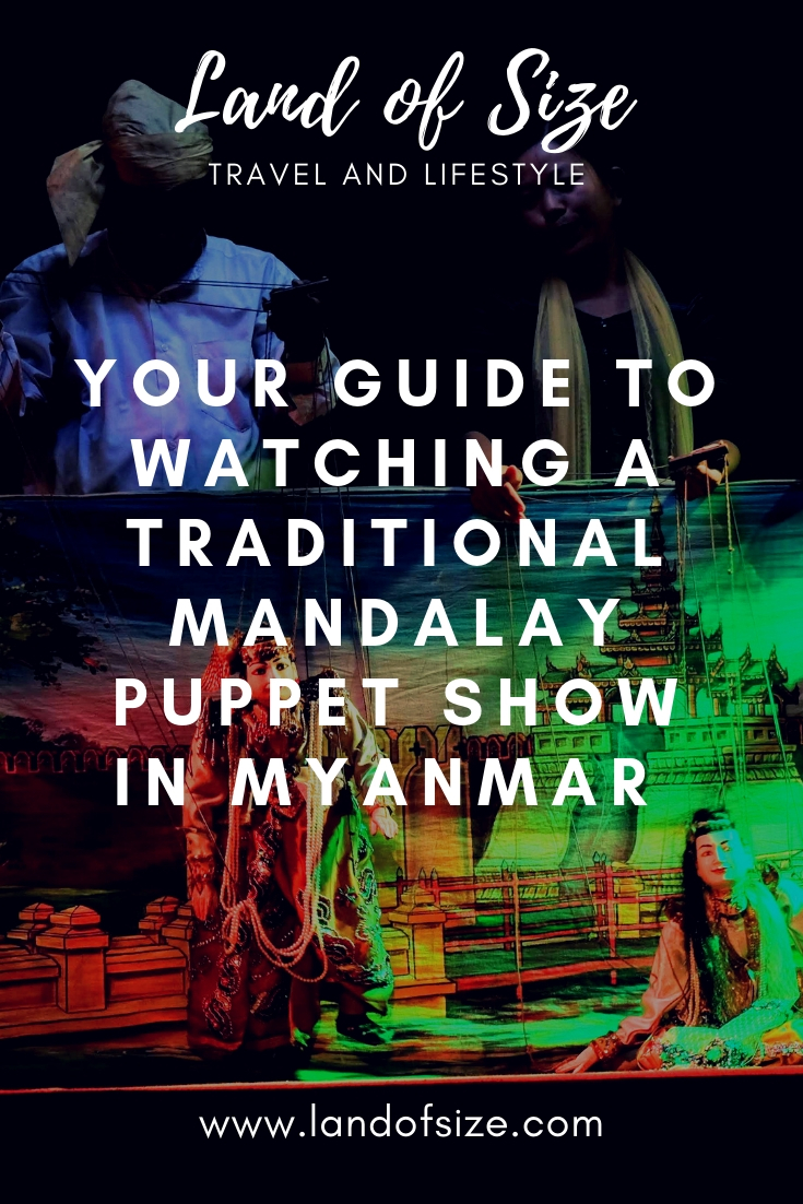 Your guide to watching a traditional Mandalay puppet show in Myanmar