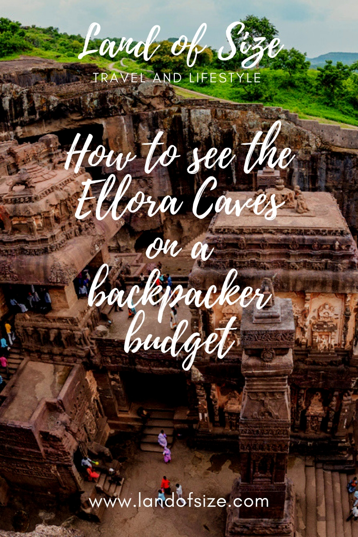 How to see the Ellora Caves on a backpacker budget