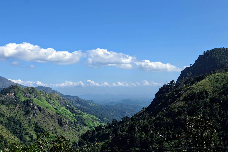 Ella Gap View, Ella, Sri Lanka