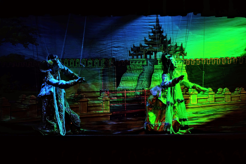 Mandalay Marionettes, Mandalay, Myanmar