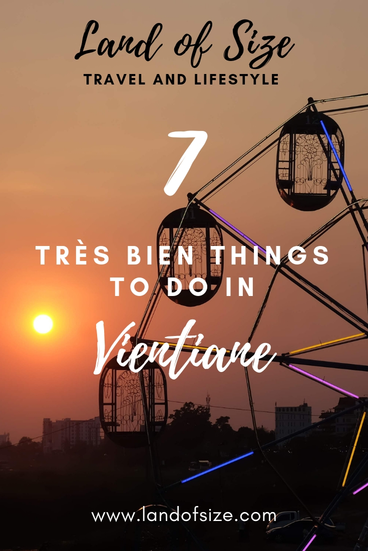 7 très bien cheap or free things to do in Vientiane for backpackers