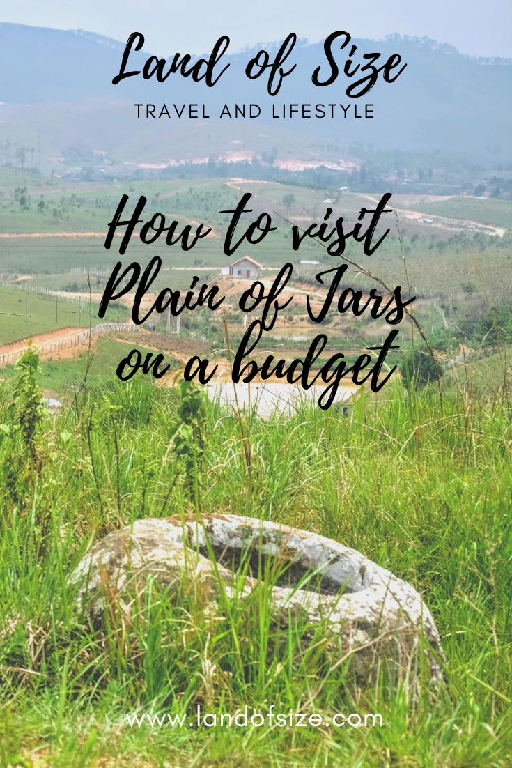 How to visit the Plain of Jars in Laos on a budget