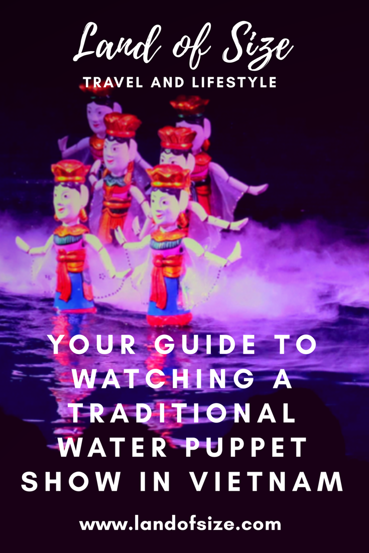 Your guide to watching a traditional water puppet show in Vietnam