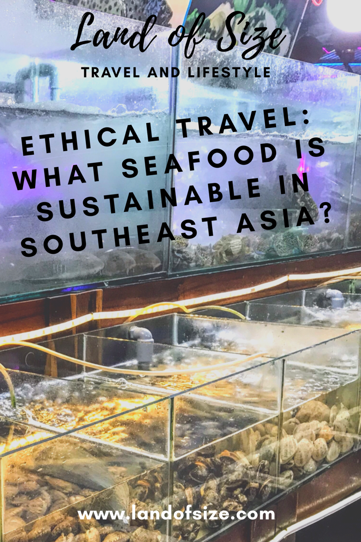Ethical Travel: What seafood is sustainable in Southeast Asia?