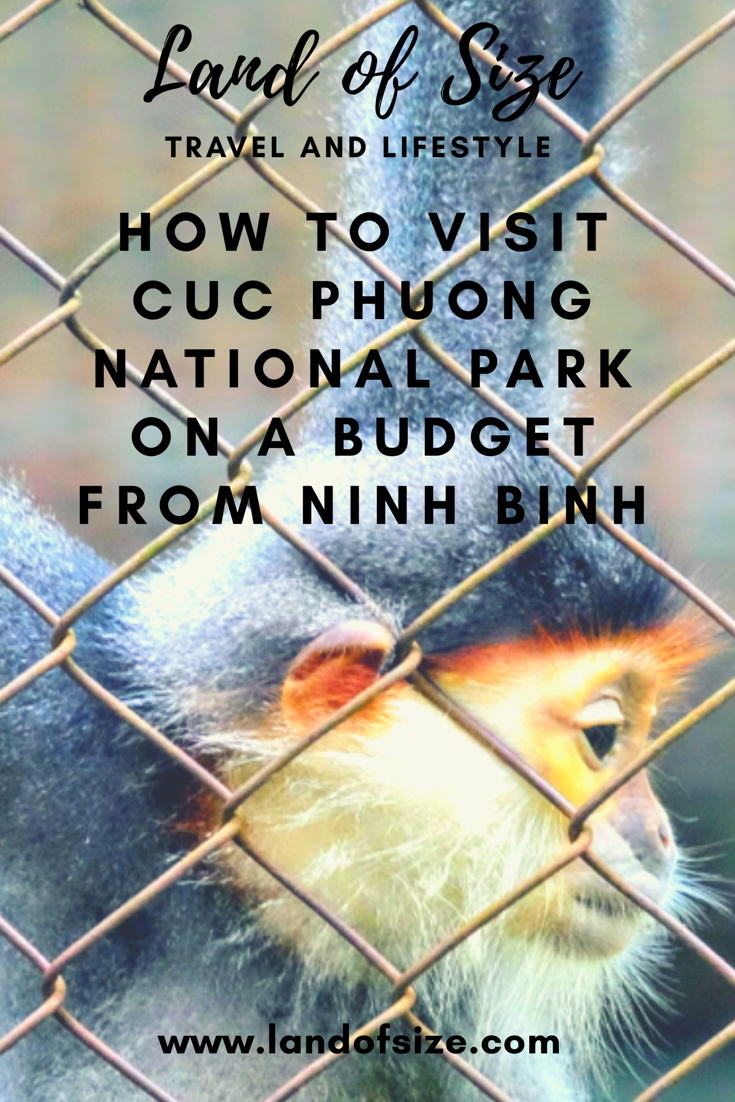 How to visit Cuc Phuong National Park on a budget from Ninh Binh