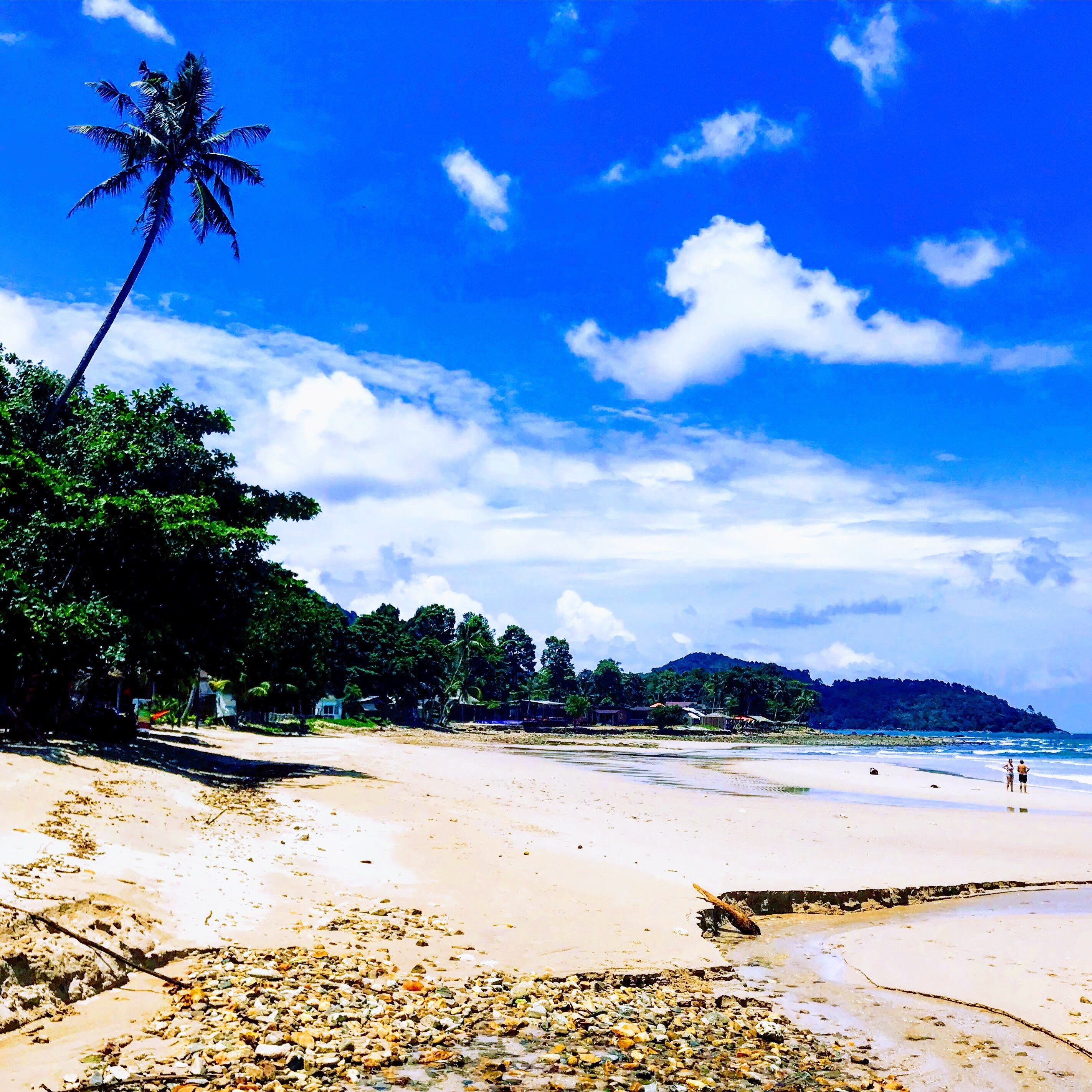 Lonely Beach, Koh Chang, Thailand