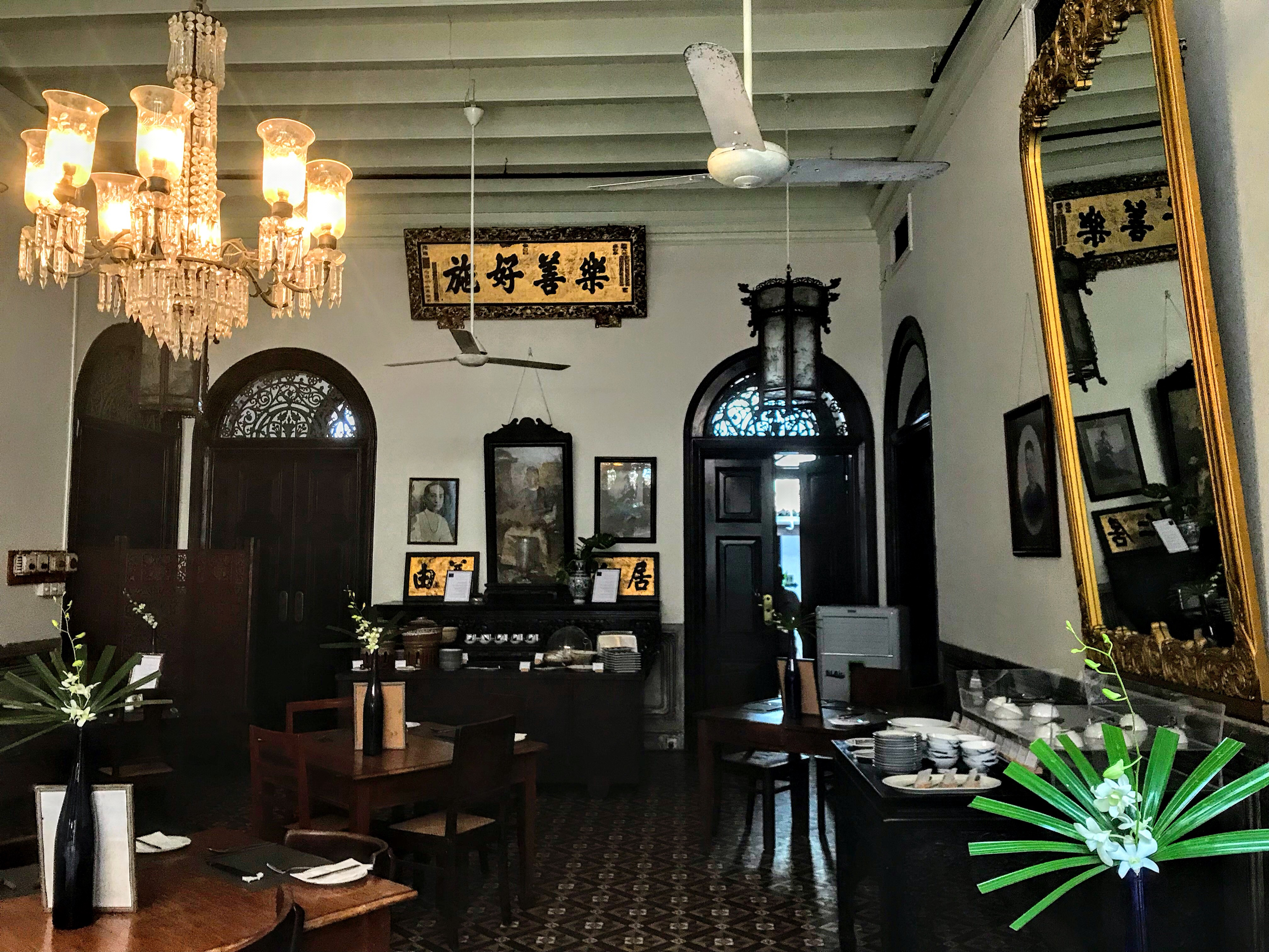 Blue Mansion, George Town, Penang, Malaysia