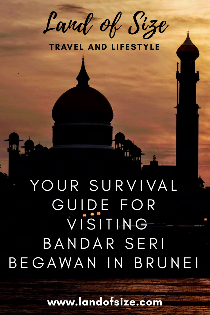 Your survival guide for backpacking to Bandar Seri Begawan in Brunei