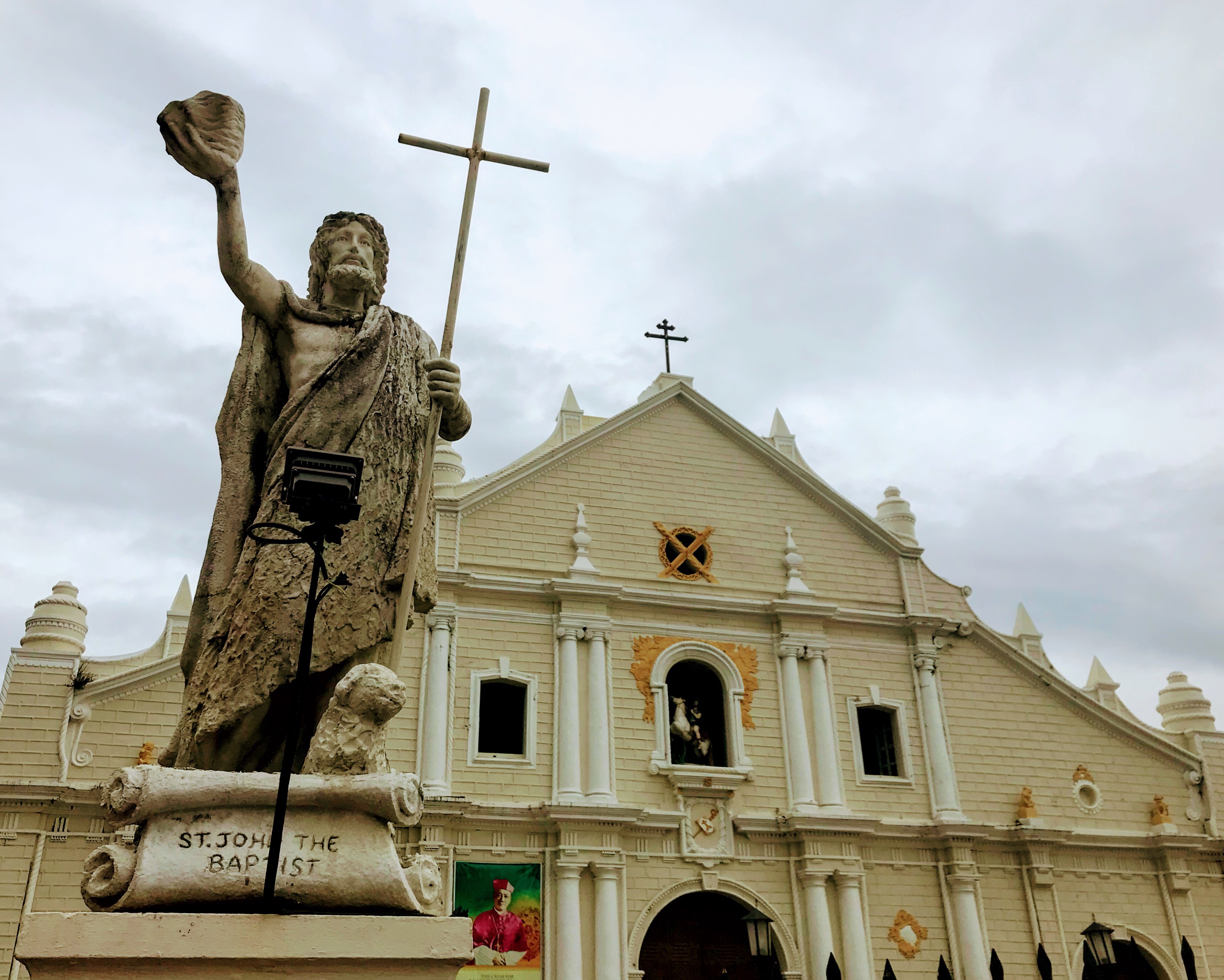 Metropolitan Cathedral of the Conversion of St. Paul the Apostle, Vigan