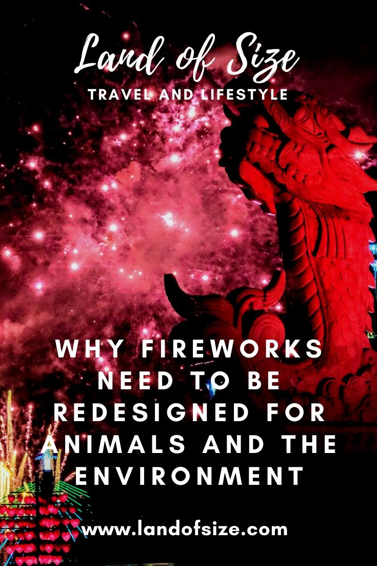 7 reasons why fireworks are bad for animals and the environment