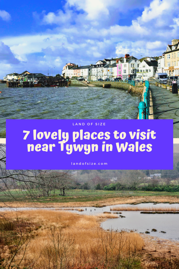 7 lovely places to visit near Tywyn in Wales