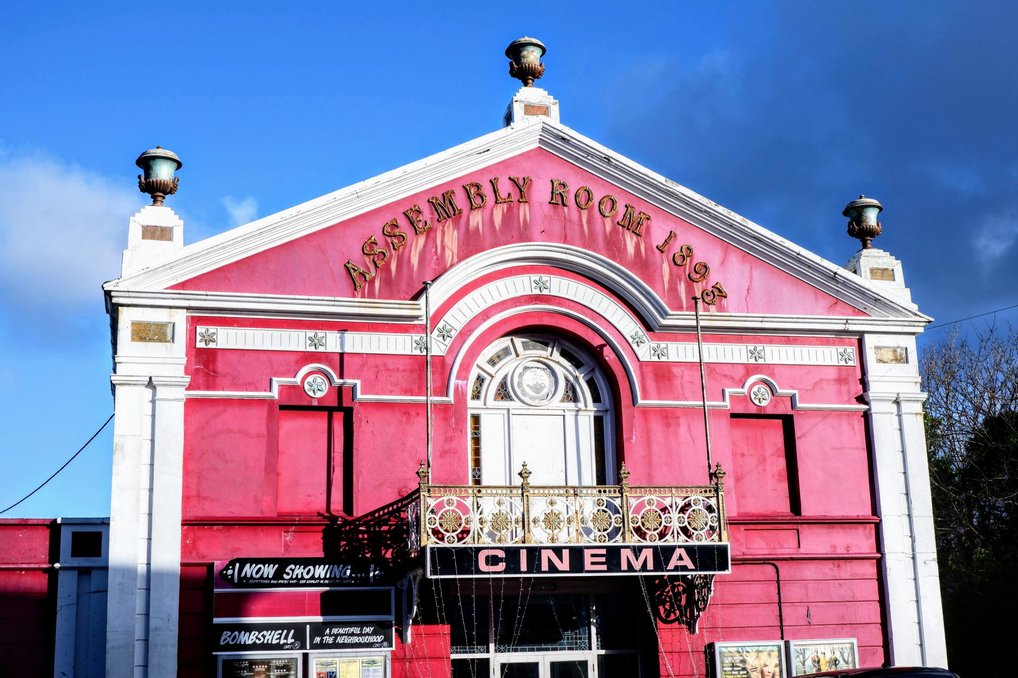 Magic Lantern Cinema, Tywyn, Wales