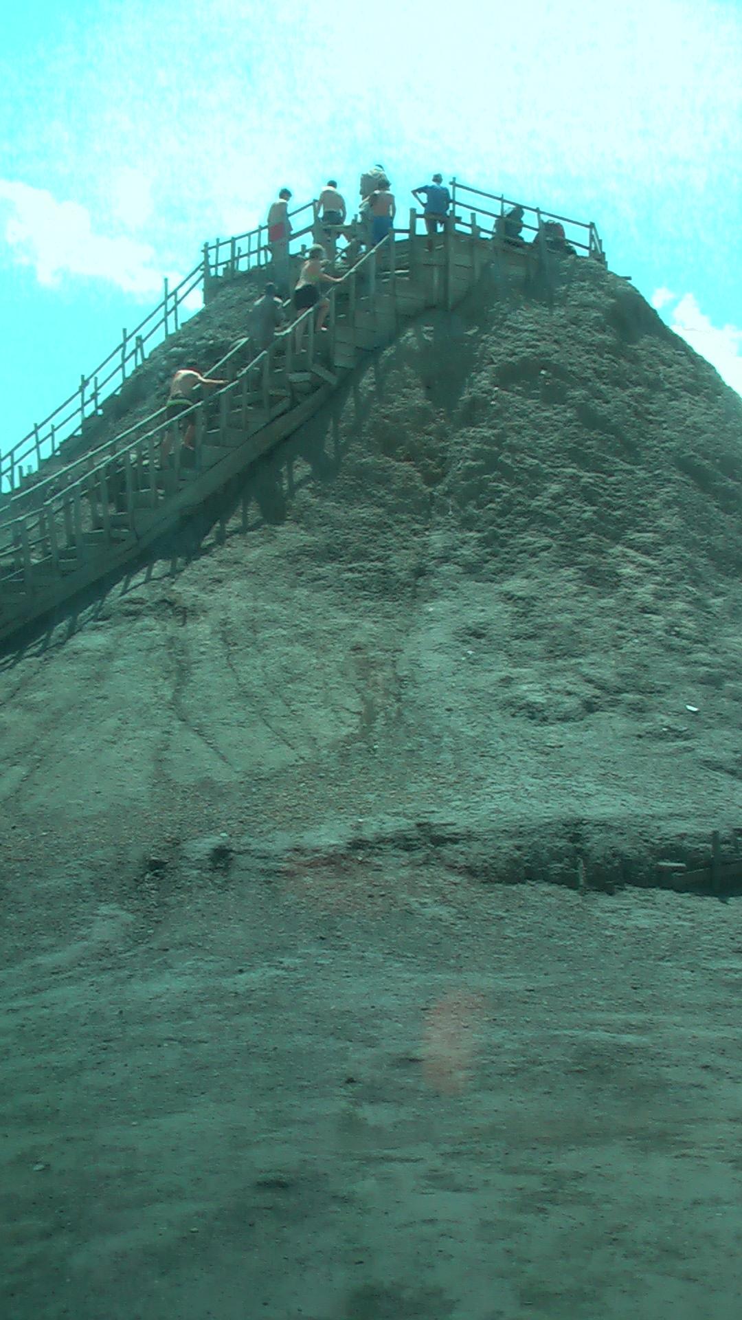 El Totumo Mud Volcano
