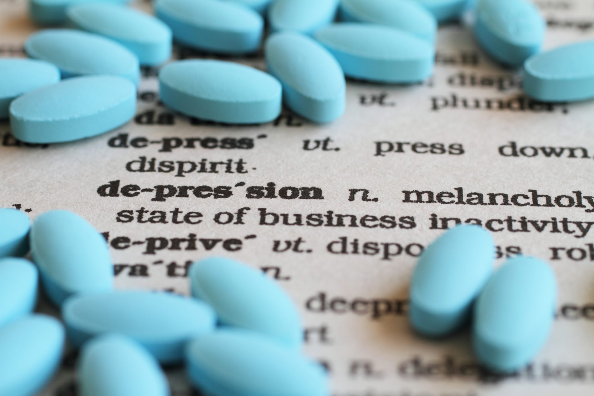 Why I started taking antidepressants after years of depression