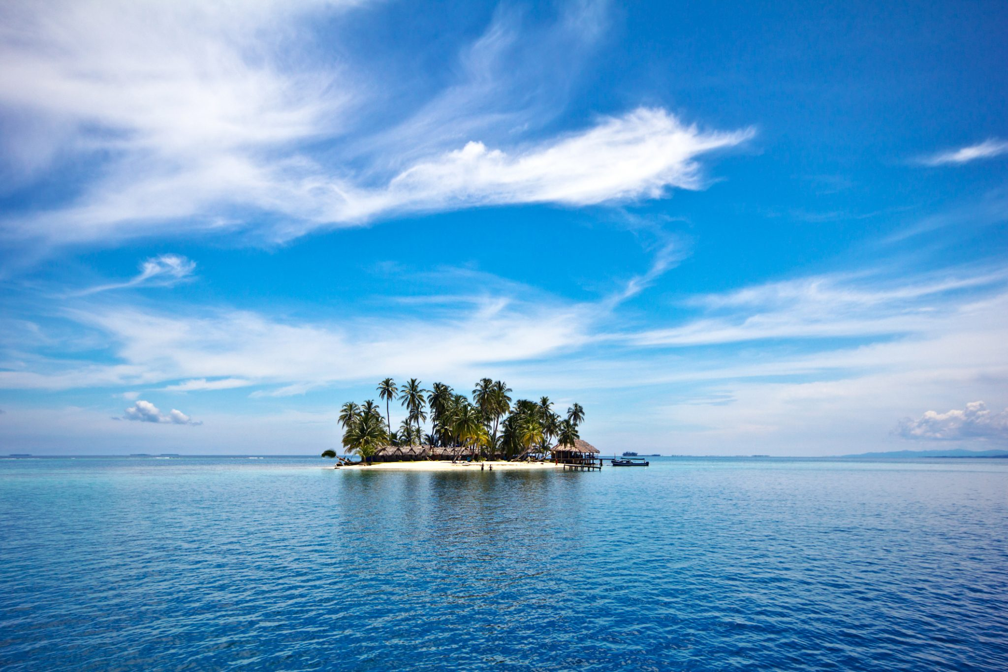 The yacht journey from Panama to Colombia via the San Blas Islands