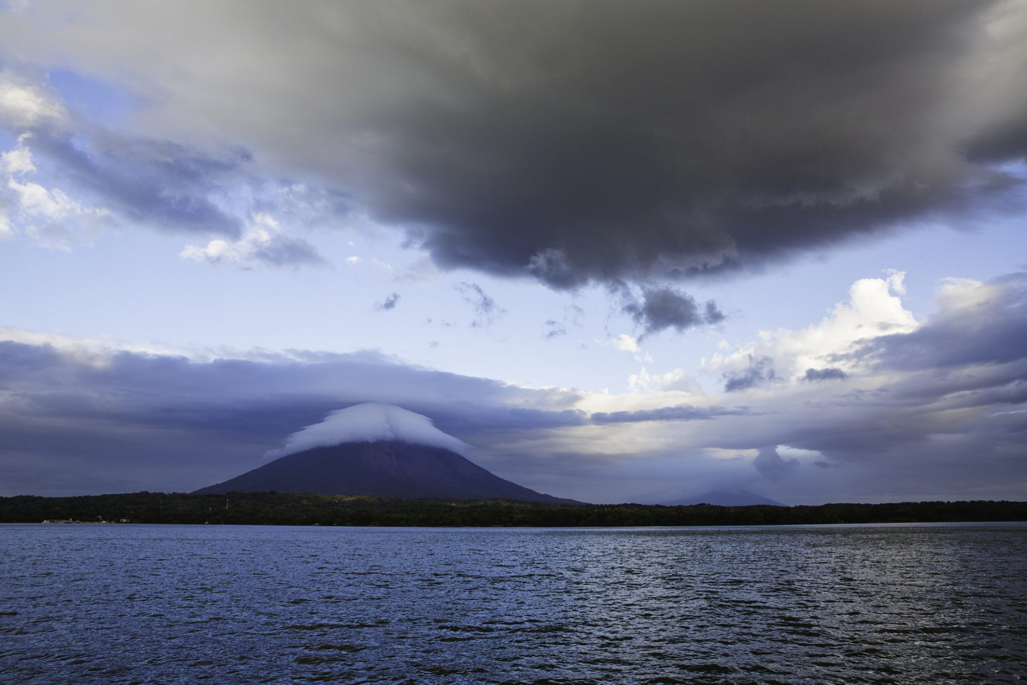 Volcan Concepcion in Lake Nicaragua