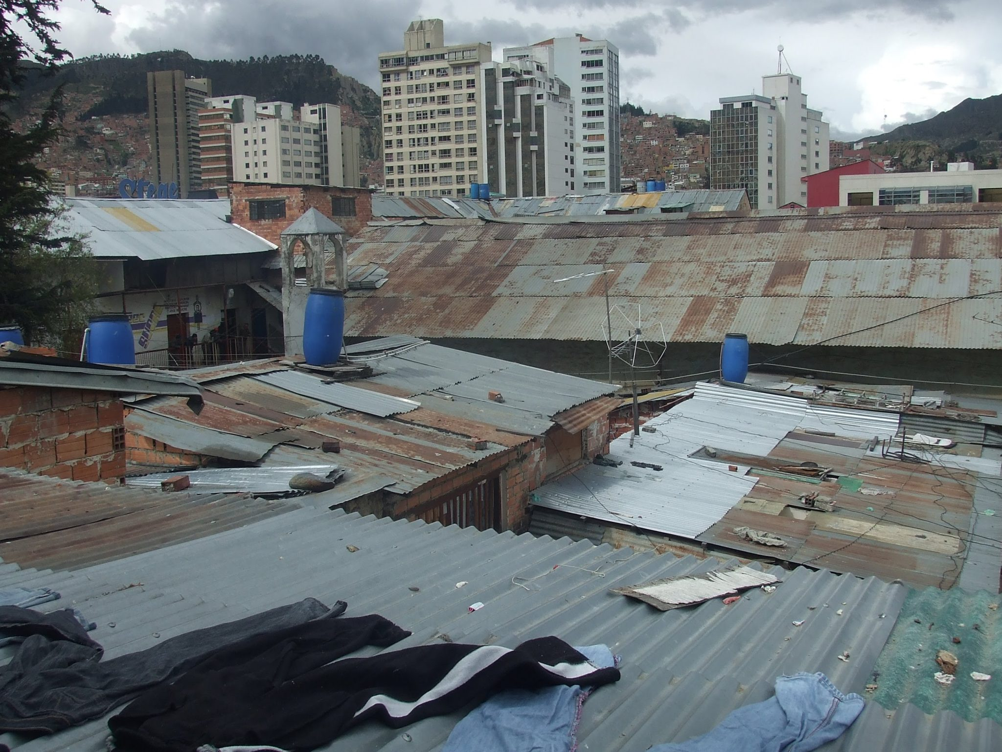 Inside La Paz's notorious San Pedro Prison