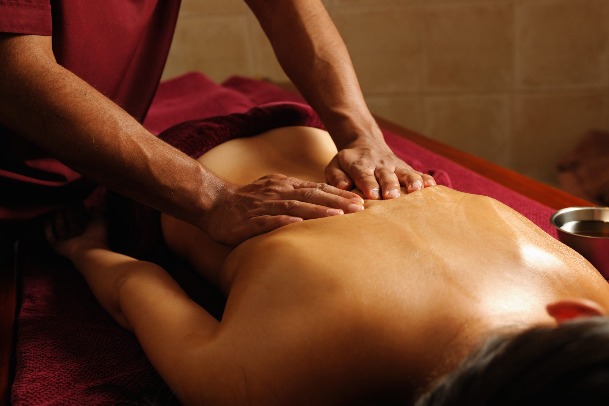 Can Ayurvedic massage solve emotional problems?