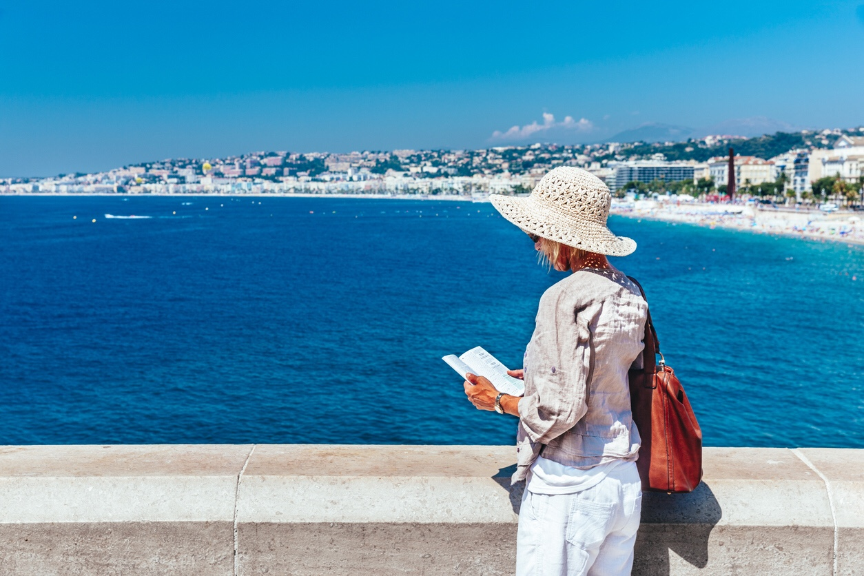 My top ten non-fiction travel books to read on the road