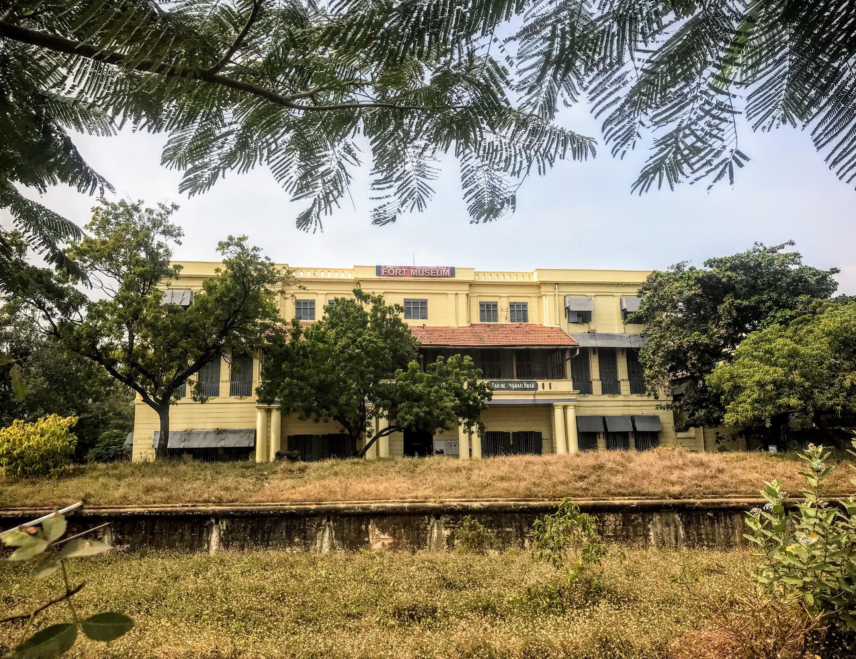 Fort Museum, Chennai