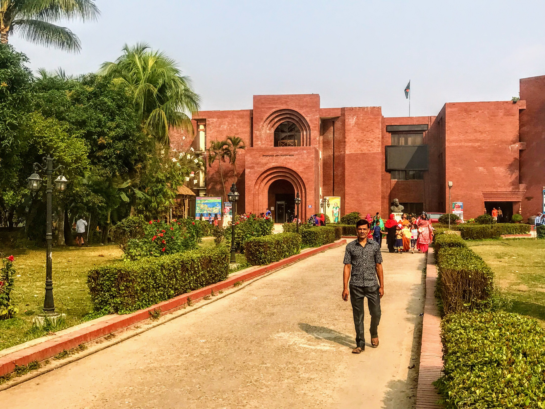 Folk Art and Craft Museum, Sonargaon, Bangladesh