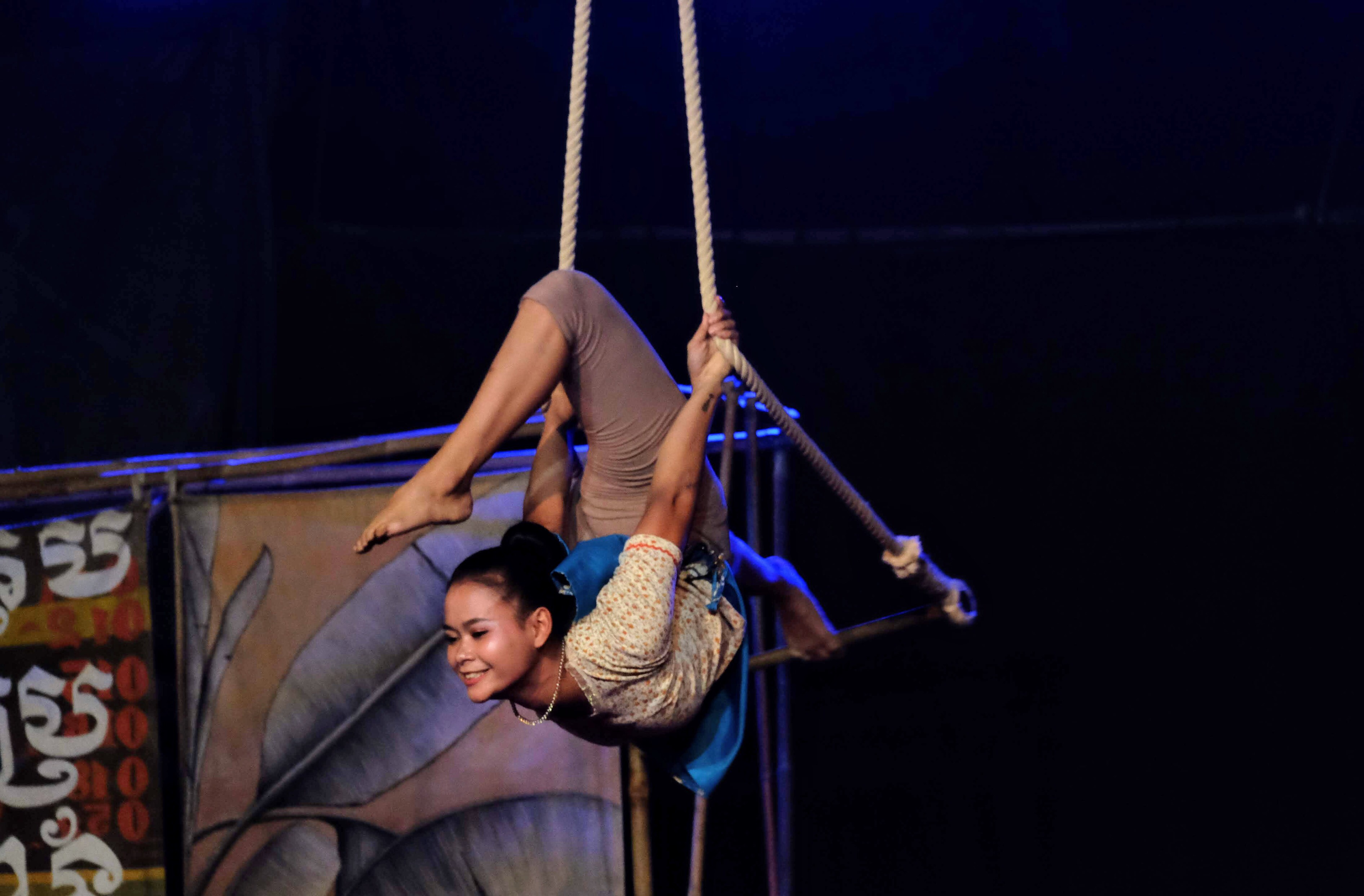 Your guide to watching the Phare Circus in Battambang, Cambodia