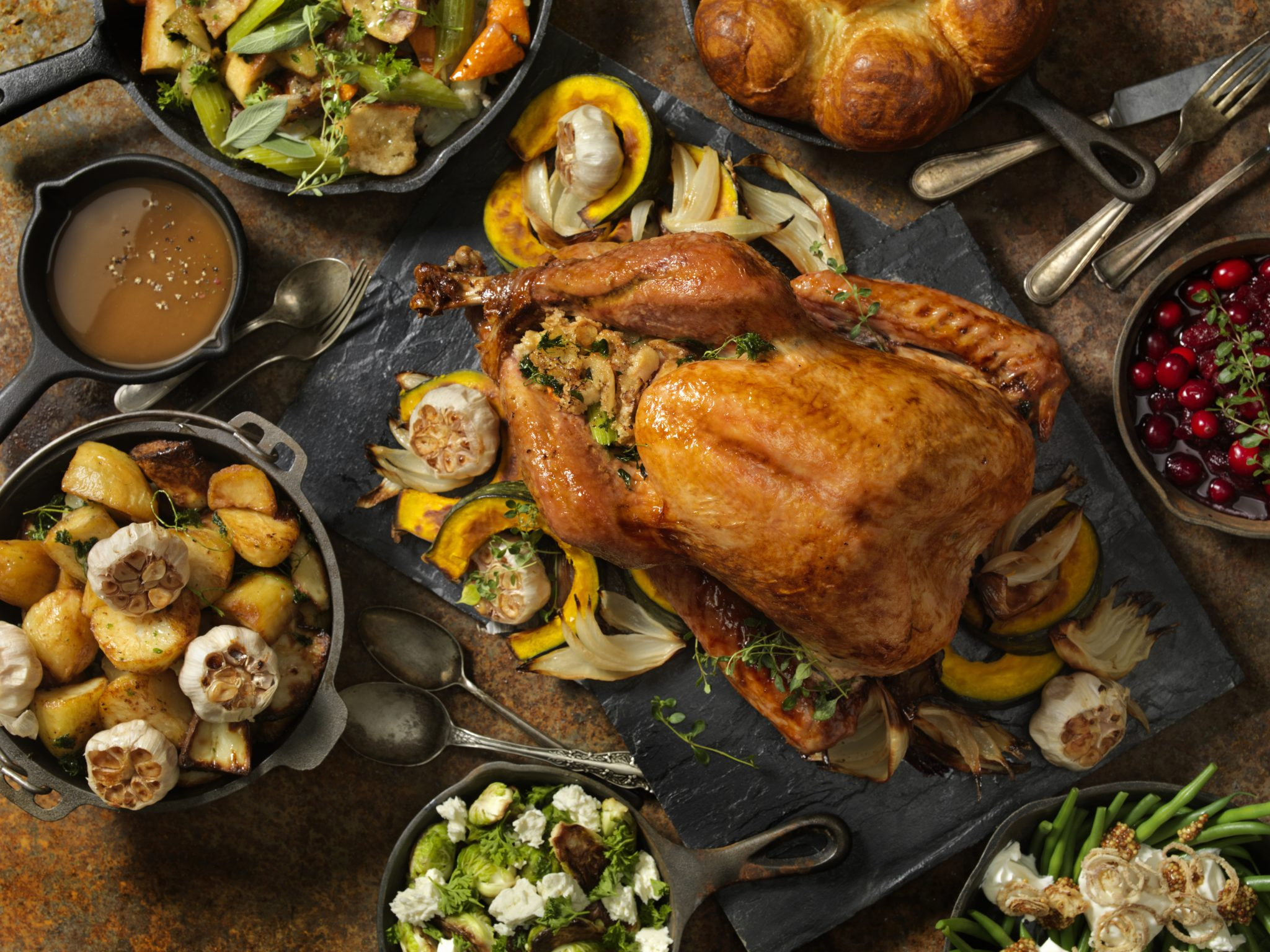 9 tips for a zero-waste, ethical and eco-friendly family Christmas dinner