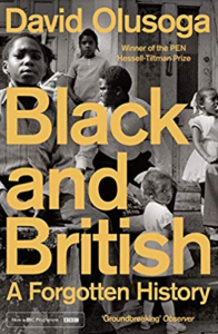 Black and British by David Olusoga (Pan Books)