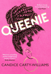 Queenie by Candice Carty-Williams, Trapeze