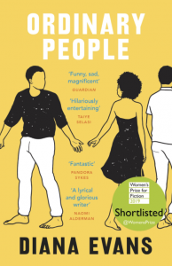 Ordinary People by Diana Evans, Chatto & Windus