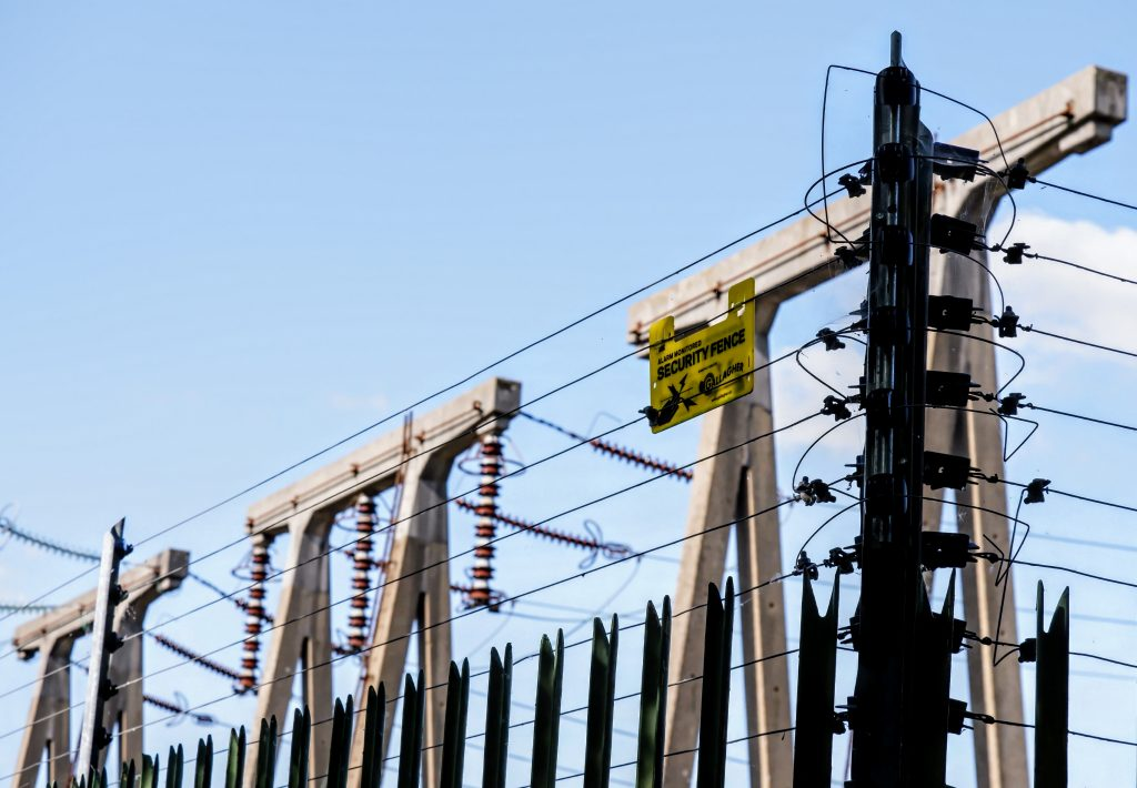 Fairy Lane Substation in Manchester