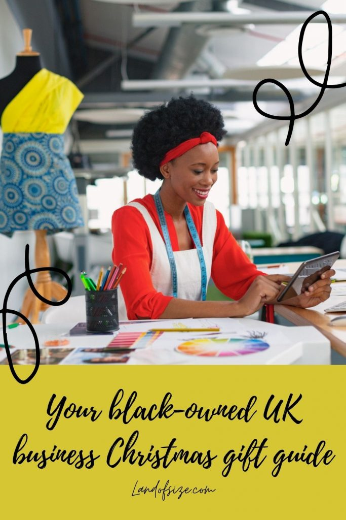 Your black-owned UK business Christmas gift guide