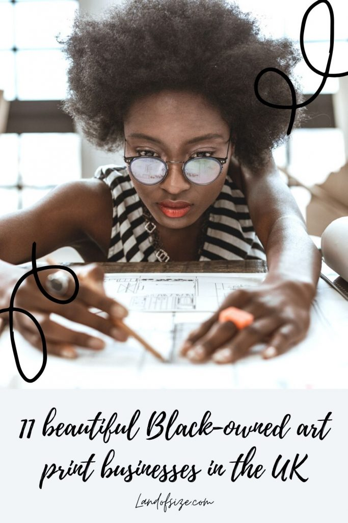 11 beautiful Black-owned art print businesses in the UK
