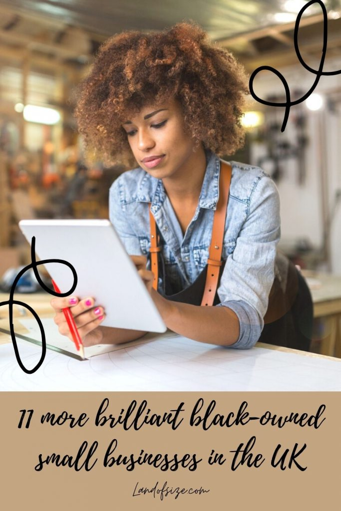 11 more brilliant black-owned small businesses in the UK