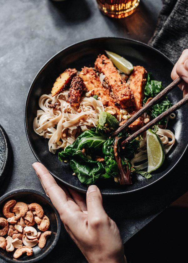 7 staple foods for easy vegan meals
