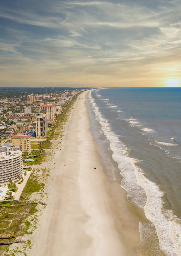 Romantic places to date in Jacksonville