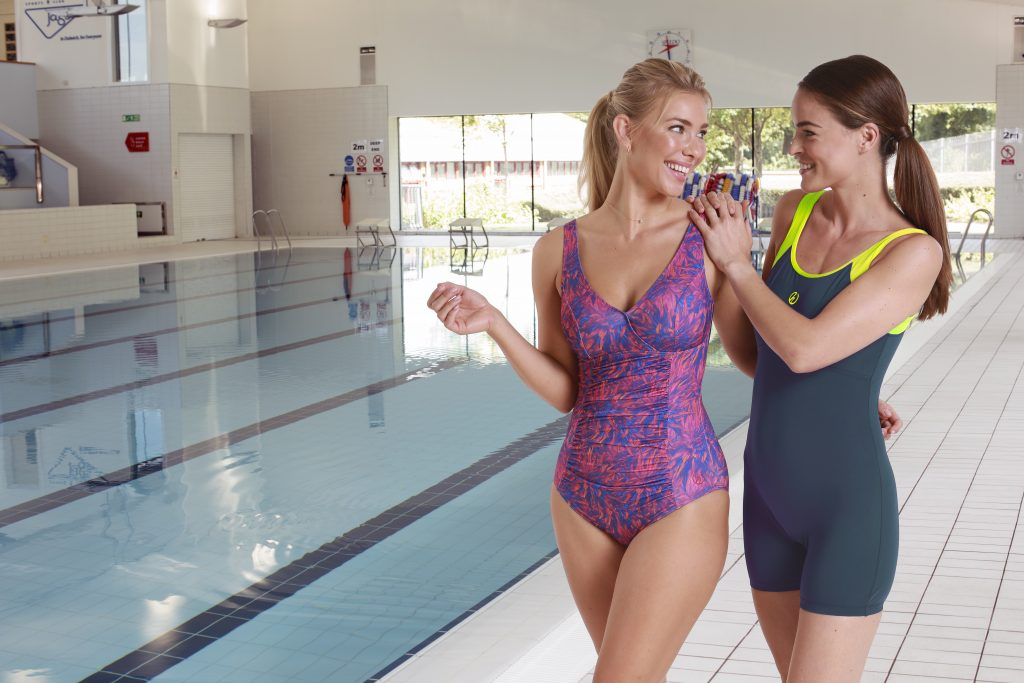 Swimwear for the family from Halocine